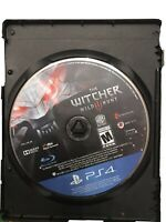 The Witcher III 3 Wild Hunt PS4 PlayStation 4