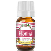 Henna Essential Oil (Premium Essential Oil) - Therapeutic Grade - 10ml