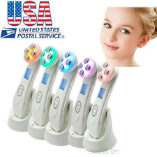 Usa Mesotherapy Electroporation Rf Radio Frequency Face Led Photon Enhance Skin