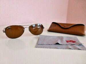 Ray-Ban Sonnenbrille Carbon Fibre, Super, wie NEU, Top Zustand