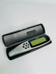 Wizcom SuperPen - Mobile Text Scanner and Translator - Unboxed / Fully Working