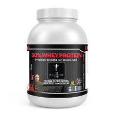 3 in 1: Whey Protein, BCAA's & Glutamine! 2.25kg Protein Blend By Carlton Leach