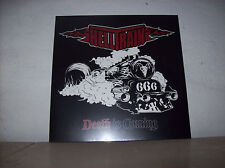 Helltrain - Death is Coming - LP - neu - limited 300 - In Flames - Death Metal