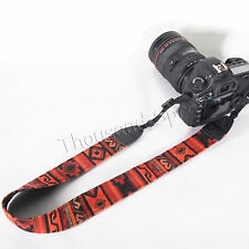 Vintage Camera Shoulder Neck Strap Belt For SLR Nikon Canon Sony Panasonic NO.35