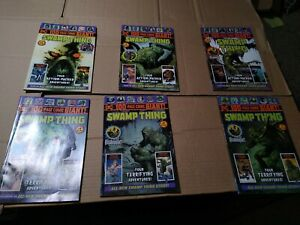 Swamp Thing 100-Page Giant 1-5, 7 (Walmart Exclusive)