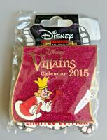 DSF DSSH - Villains Calendar - February - Queen of Hearts - Pin 108162