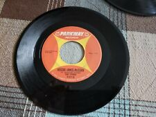 1962 THE TYMES (Billy Jackson) 45rpm SO MUCH IN LOVE & ROSCOE JAMES MCCLAIN Soul