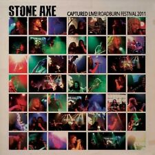Stone Axe - Captured Live - Roadburn Festival 2011 [New CD]