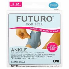 FUTURO SLIM SILHOUETTE 'FOR HER' ANKLE SUPPORT ADJUSTABLE