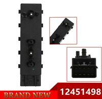Front & Right Passenger Side 8 Way Power Seat Switch For 2010-13 Buick 12451498