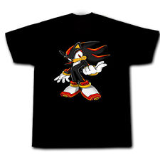 SONIC THE HEDGEHOG SHADOW MENS SHIRT!!