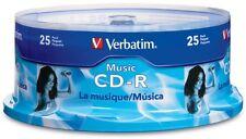 100-Pak =DIGITAL-AUDIO= CDR-DA 80-Min CD-Rs by Verbatim, Verbatim 96155