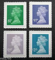 2014 M14L MACHIN 81p 97p £1.47 £2.15 - SET of 4v or Singles Mint:  U2928a-U2939