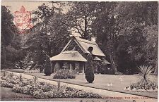 Herefordshire postcard THE GARDENS, THE PARK, LEDBURY by Tilley early 1900's