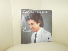 DISQUE 45 T DANIEL GUICHARD LE GITAN