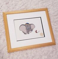 "Walt Disney Limited Edition Serigraph from Dumbo, Beautfully Framed, 18"" x 22"""