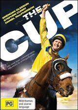 The CUP (Brendan GLEESON Stephen CURRY) Melbourne Horse Race True Story DVD Reg4