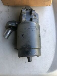 1957-58 Oldsmobile Delco Remy starter in box 1107665