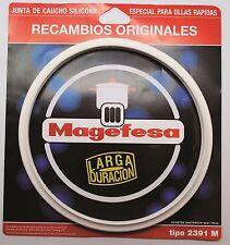 Junta Original para olla super rapida de Magefesa 990652 rubber recambio 22 goma