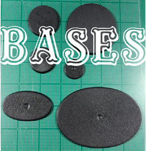 CITADEL ROUND BASES WARHAMMER 40,000 40K Age Of Sigmar AOS GW AUTHENTIC