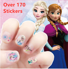 Frozen Inspired Girls Party Bag Fillers Nail Stickers And Stickers Bracelet
