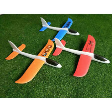 New EPP Hand Throw Launch Glider Plane Air Plane Toy Beach Playground Toys Gifts