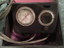 vintage MotoScope vacumeter detector sparkmeter 1929