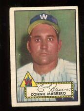 1952 TOPPS CONNIE MARRERO #317  VGEX+  HN163
