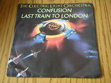"""ELECTRIC LIGHT ORCHESTRA - CONFUSION    7"""" VINYL PS"""