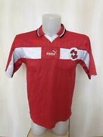 Switzerland 1998/1999/2000 Sz S Puma Swiss soccer shirt jersey football trikot