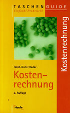 Kostenrechnung - TASCHENGUIDE, Verlag Rudolf Haufe, 2002