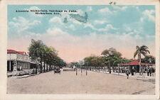 Postcard Alameda Michaelsen Santiago de Cuba