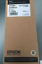 Original Epson Tinte Patrone SC-F2000 / T7301 BLACK C13T730100 250ml Cartridge