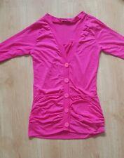 Girls Pink Cardigan Age 14