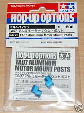 Tamiya 54725 TA07 Aluminum Motor Mount Posts (TA-07/TA07 Pro), NIP