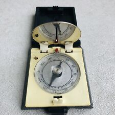 Vintage Soviet Keychain Compas Moscow Tourist-2