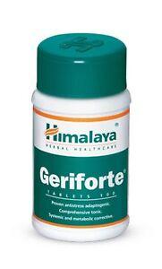 5 X 100 Geriforte Tablets Rejuvenates Body & Mind for Stress & Anxiety Problems
