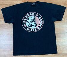 VTG 90's Social Distortion Punk Rock Concert T-Shirt Men's SZ M Pin Up Girl Rare