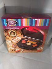 New listing Nostalgia Electrics Doggie Biscuit Treat Maker Kit Nostalgia Plus Cookie Cutters