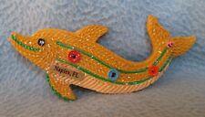 Naples Florida Dolphin 3D Magnet, Souvenir, Travel, Refrigerator