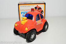 SK BOTOY 1002 VW VOLKSWAGEN BEETLE KAFER FIRE FUZZ BUG TUMBLE VN MINT BOXED