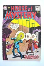 House Of Mystery 1963 #136 Vg+ Nice Book Keep Off Carrion Road! Roussos