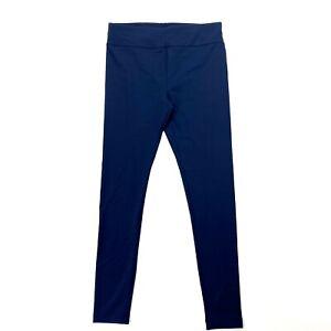 Danskin Signature women's midnight navy yoga ankle legging NWOT Size medium wide