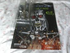HACHETTE BUILD YOUR OWN TERMINATOR T-800  ISSUE 64