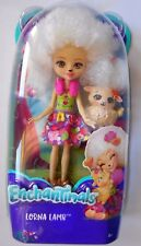 Enchantimals  Lorna Lamb Doll & Sheep MFCG65 Mattel 2017