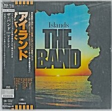 The Band - Islands [Japan Mini LP SHM SACD] UIGY-9664  Brand New