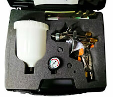 Anest Iwata Ws 400 1401c S1 Supernova 14mm With Cup Ws400 Clear Coat Spray Gun