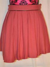 Topshop Knee Length Pleated, Kilt Casual Skirts for Women