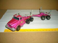 MATCHBOX-LESNEY Super Kings Scammell Contractor 1971 rosafarben K-10, 01-19