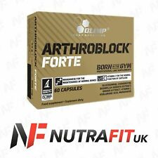 OLIMP ARTHROBLOCK FORTE 60 caps bones joints support recovery sport edition